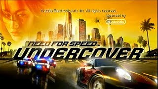 Need for Speed Undercover | Wii | #1 - Modo Carreira 7% / Rank 1