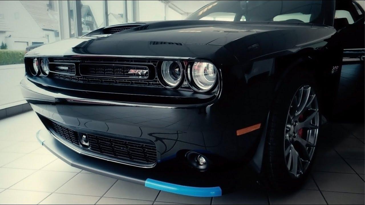 Dodge Challenger Srt 392 492ps 6 4l Hemi V8 Youtube