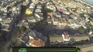 Aerial footage Terra Branca - Cidade da Praia - by GreenStudio