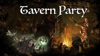 D&D Ambience Tavern Party YouTube