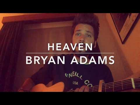 Bryan Adams - Heaven Live Acoustic Cover (Pinky Sessions)