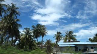Taxi ride from Georgetown to New Amsterdam, Guyana 2)