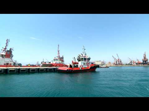 saudi sea poart film