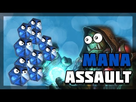 Hearthstone - Mana Assault
