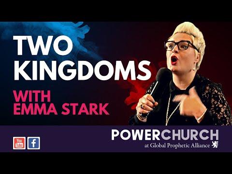 """""""Two Kingdoms""""   Emma Stark   POWER CHURCH GLASGOW"""