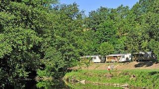 Camping Campéole Le Val de Coise - Camping à Saint-Galmier dans la Loire en Rhône-Alpes