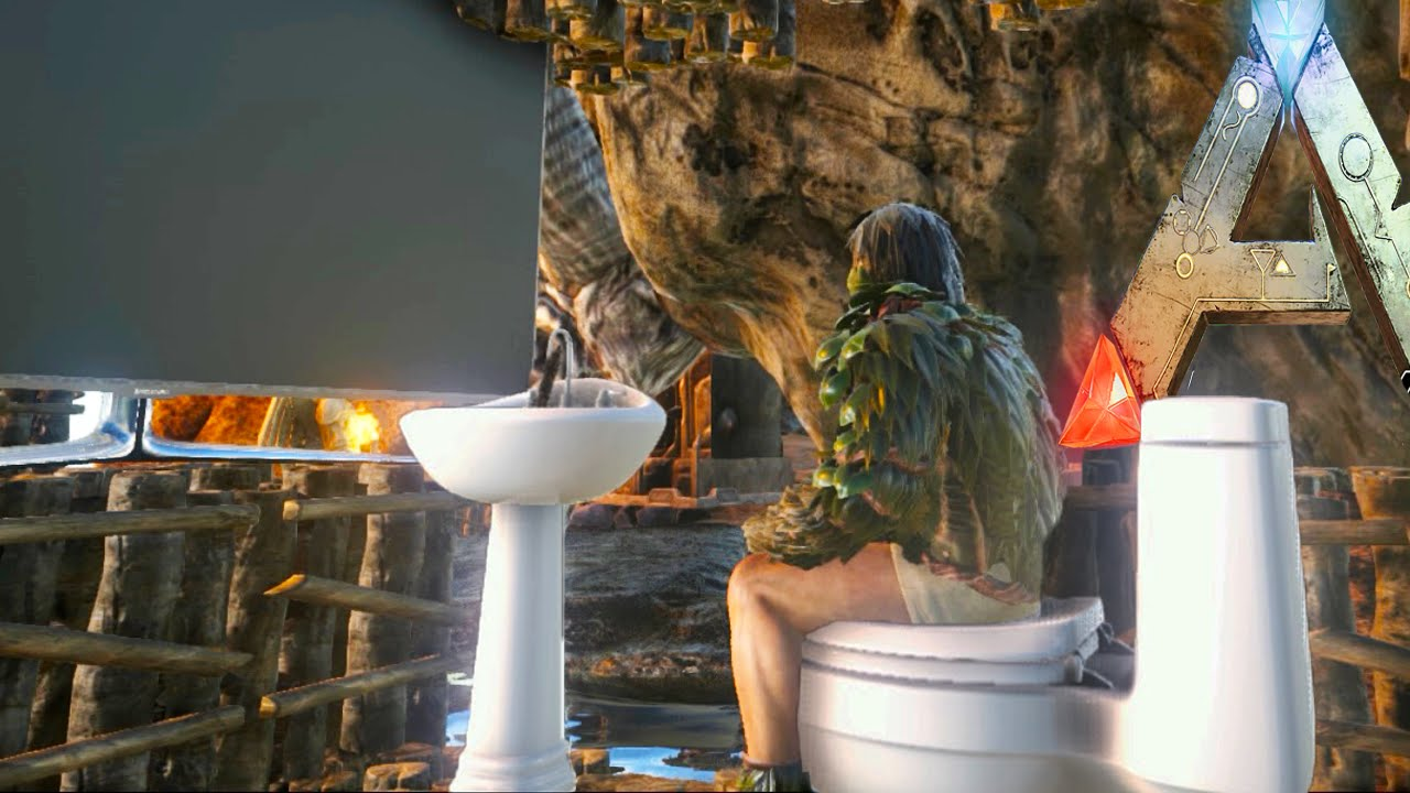Ark survival evolved poop in style 130 new items mod for Christmas tree items list