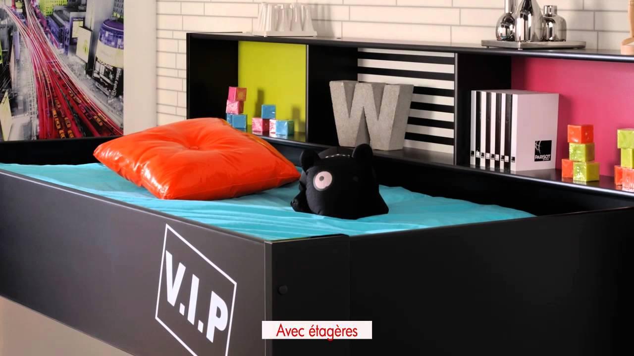 lits enfants superpos s lenny et tymeo youtube. Black Bedroom Furniture Sets. Home Design Ideas