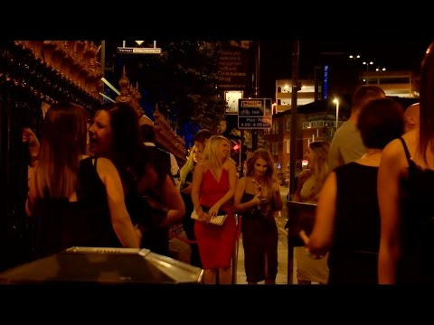 Leeds nightlife - The Rise of Female Violence Preview - BBC Three