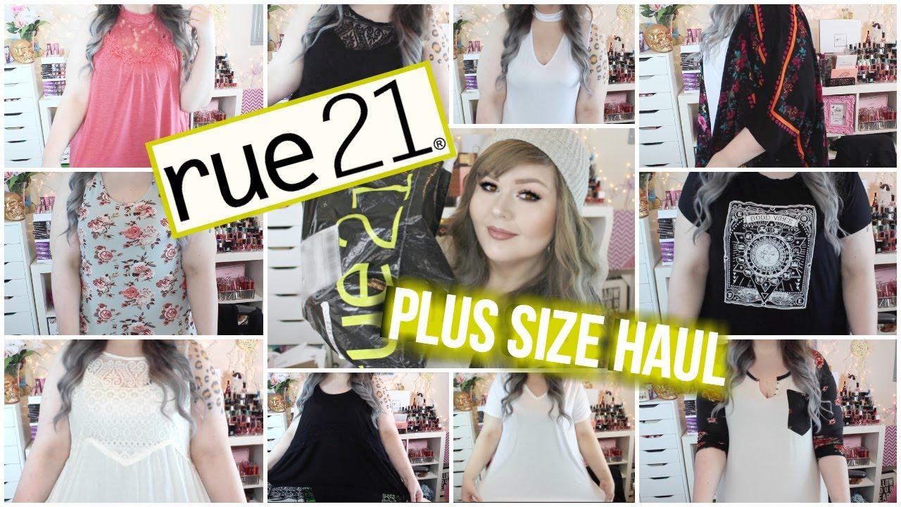fd9017b22c9d Rue 21 + Plus Size Try On Haul