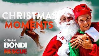 Bondi Rescue's Best Christmas Moments