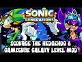 Sonic Generations PC - Gamecube Galaxy Level Mod w/Scourge the Hedgehog