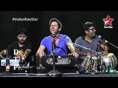 India's Raw Star: A passionate performance by Raw Star Jeffrey Iqbal!
