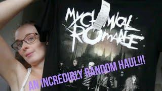 RANDOM AF HAUL!!!   T-SHIRTS & DVDS