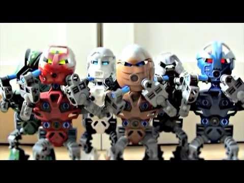 Bionicle 2 Stop-Motion - Ventarrón en el Coliseo