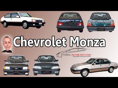 Monza - Chevrolet Monza - Monza SR