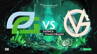 Optic vs VG, The International 2018, Group stage, game 2