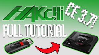 Hakchi CE 3.7 for Sega Genesis / Megadrive Mini Mod has Arrived! Full Tutorial