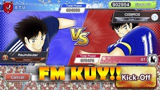 FRIENDLY MATCH PERTAMAQUE :3 - Captain Tsubasa: Dream Team (Fun Match)