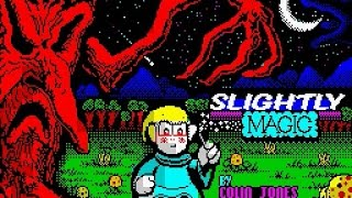 ZX Spectrum Longplay [113] Slightly Magic
