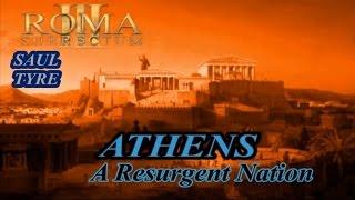 Roma Surrectum III(3 1 submod)¬Let's Play¬Athenian Campaign
