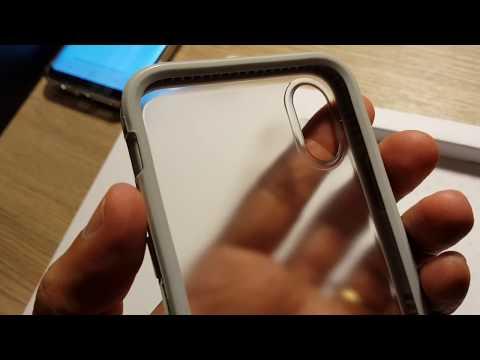 Nova case da Tech21 para o iPhone X