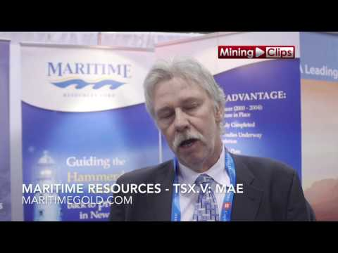 Catalyst-Clip: Maritime Resources at PDAC 2017...