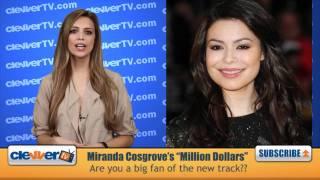 Miranda Cosgroves Debuts New Single Million Dollars Youtube