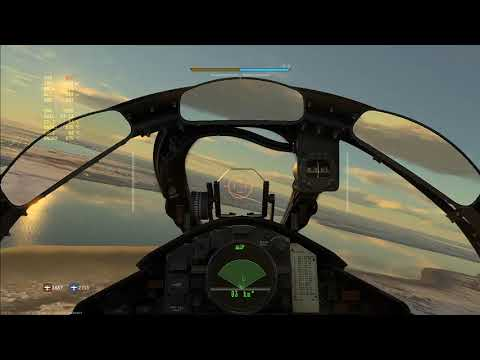 Phantom Thunder Simulator But Actually Turned Into F9F-8 Whoring [War Thunder Stream]