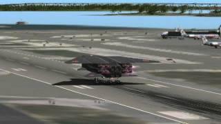 Воздушно космический самолет 'Илья Муромец' патрулирует побережье США, не валяй дурака Америка