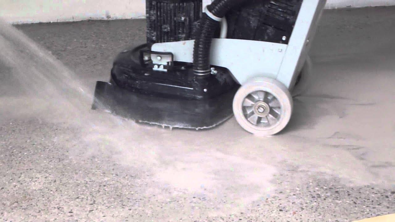 Levigatura pavimento in cemento 1 doovi for Pavimento in cemento