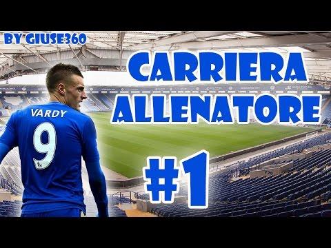 FIFA 16 Carriera Allenatore #1 | COSTRUIAMO LA SQUADRA!! [By Giuse360]