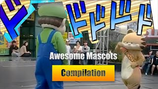 Funny Mascot Compilation