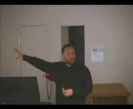 Jimmy Wales: A public talk on Wikipedia