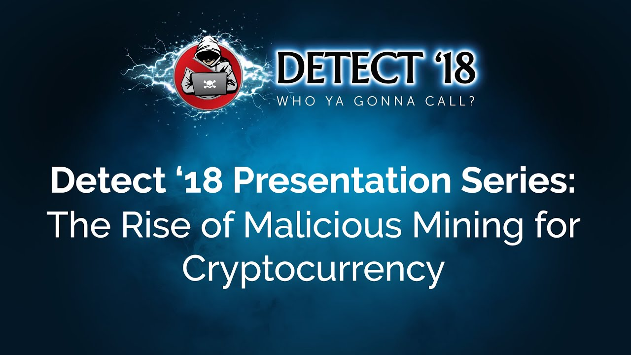 detect cryptocurrency mining