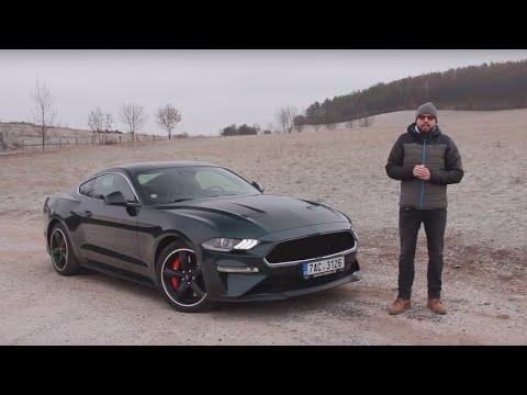 Behold! The  Ford Mustang Bullitt