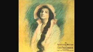 Henry Burr and the Peerless Quartet - Let Me Call You Sweetheart (1911)