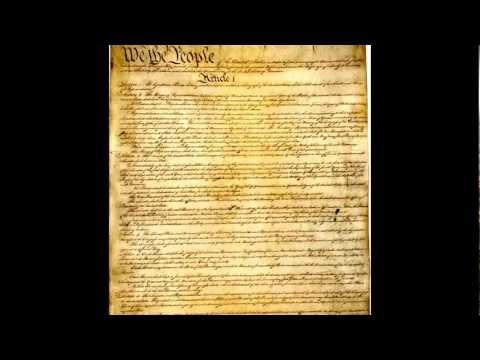 VFW Essay award winner.... Is our Constitution still Relevant