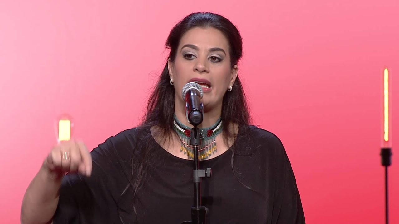 The world is broken | Maysoon Zayid | TEDxAthens - YouTube
