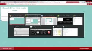 Dreamweaver ile Kullanıcı Giriş Paneli Yapımı