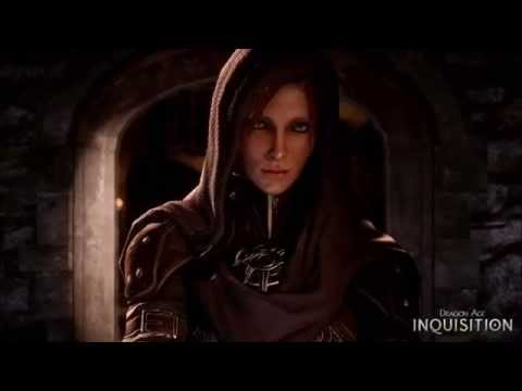 Dragon Age Inquisition Soundtrack  Track 39  A World Torn Asunder Gameplay Trailer