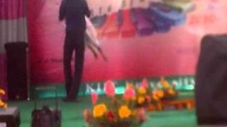 Mudit N Megha Salsa Dance, Kims Annual Fest'10
