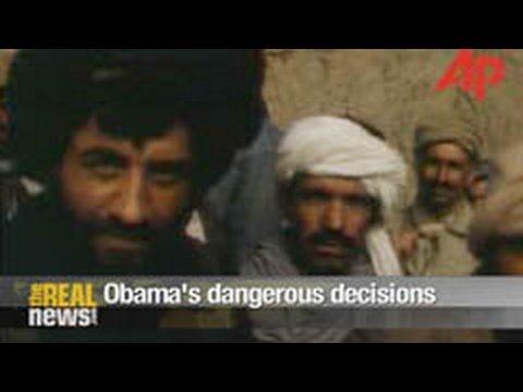 Dangerous decisions in Afghanistan
