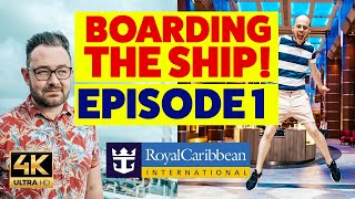 ROYAL CARIBBEAN | Quantum of the Seas | Cruise Part 1!