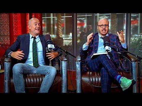 Men In Blazers Roger Bennett & Michael Davies Talk World Cup & More w/Rich Eisen | Full Interview