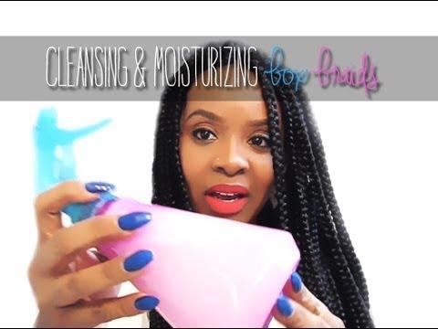 moisturizing hair while in box braids natural hair how to ...
