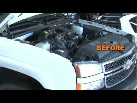 2005-2007 Chevrolet(Chevy) Silverado GMC Sierra 2500 and 3500 6.6L K&N ...