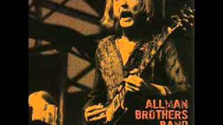 Allman Brothers Band Midnight Rider Closing Night At The Fillmore 6 27 71