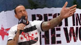 Raw - Raw: CM Punk interrupts Kevin Nash