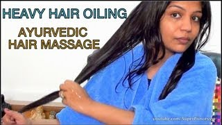 How to Apply Hair Oil For Hair Growth & Hair Conditioning Treatment | SuperPrincessjo